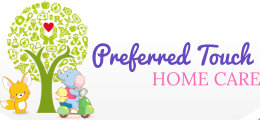 Preferred Touch Home Care - Logo